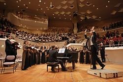 Liederbörse in der Berliner Philharmonie.