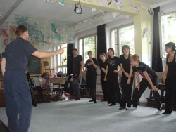Pantomime Workshop