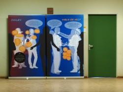 """Ausstellung """"8ung in der Schule"""""""
